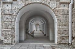 Στοά του Cameron, Αγία Πετρούπολη Στοκ Εικόνες