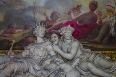 Στοά Apollon, Παρίσι, Γαλλία Στοκ Εικόνα