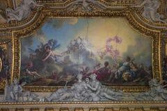 Στοά Apollon, Παρίσι, Γαλλία Στοκ εικόνα με δικαίωμα ελεύθερης χρήσης