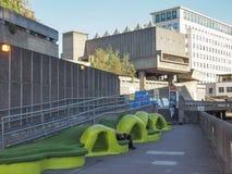 Στοά Hayward στο Λονδίνο Στοκ εικόνα με δικαίωμα ελεύθερης χρήσης