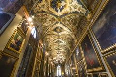 Στοά Pamphilj Doria, Ρώμη, Ιταλία Στοκ φωτογραφίες με δικαίωμα ελεύθερης χρήσης