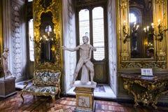Στοά Pamphilj Doria, Ρώμη, Ιταλία Στοκ φωτογραφία με δικαίωμα ελεύθερης χρήσης