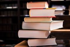 στοίβα βιβλίων Στοκ εικόνα με δικαίωμα ελεύθερης χρήσης