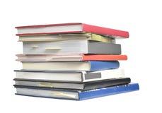 στοίβα βιβλίων Στοκ Εικόνες