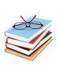 στοίβα βιβλίων Στοκ Εικόνα