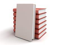 στοίβα βιβλίων απεικόνιση αποθεμάτων