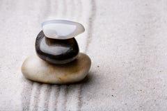 στοίβα βράχου zen Στοκ Φωτογραφίες