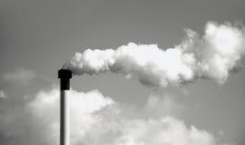 Στοίβα καπνού Στοκ φωτογραφίες με δικαίωμα ελεύθερης χρήσης
