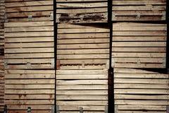 στοίβα κλουβιών Στοκ Εικόνες