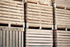 στοίβα κλουβιών Στοκ εικόνες με δικαίωμα ελεύθερης χρήσης