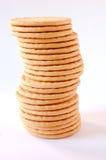 στοίβα μπισκότων Στοκ φωτογραφίες με δικαίωμα ελεύθερης χρήσης
