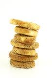 στοίβα μπισκότων Στοκ εικόνες με δικαίωμα ελεύθερης χρήσης