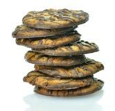 στοίβα μπισκότων Στοκ Εικόνες