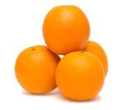 στοίβα πορτοκαλιών Στοκ εικόνα με δικαίωμα ελεύθερης χρήσης