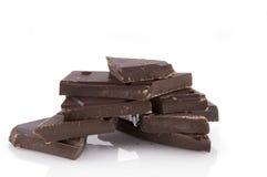 στοίβα σοκολάτας Στοκ Φωτογραφία