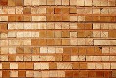 Στοίβα της ξυλείας Στοκ Φωτογραφία