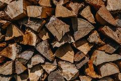 Στοίβα του δάσους Στοκ εικόνες με δικαίωμα ελεύθερης χρήσης