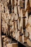 Στοίβα του δάσους Στοκ φωτογραφίες με δικαίωμα ελεύθερης χρήσης