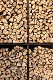 Στοίβα του δάσους Στοκ εικόνα με δικαίωμα ελεύθερης χρήσης