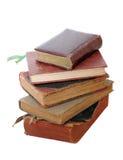 Στοίβα των βιβλίων Στοκ εικόνες με δικαίωμα ελεύθερης χρήσης