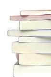 Στοίβα των βιβλίων Στοκ Φωτογραφίες