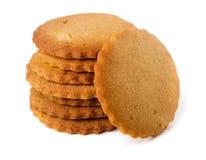 Στοίβα των μπισκότων ζάχαρης Στοκ εικόνα με δικαίωμα ελεύθερης χρήσης