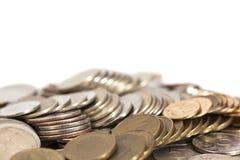 Στοίβα των νομισμάτων Στοκ Φωτογραφίες