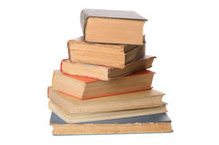 Στοίβα των παλαιών βιβλίων στοκ φωτογραφία με δικαίωμα ελεύθερης χρήσης