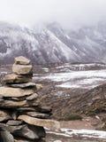 Στοίβα των πετρών Στοκ Φωτογραφία