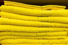 Στοίβα των πετσετών Στοκ φωτογραφίες με δικαίωμα ελεύθερης χρήσης