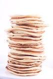 Στοίβα των τηγανιτών Στοκ φωτογραφίες με δικαίωμα ελεύθερης χρήσης