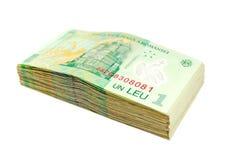 στοίβα χρημάτων Στοκ εικόνα με δικαίωμα ελεύθερης χρήσης