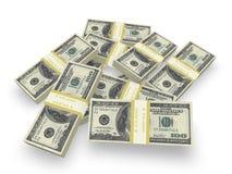 στοίβα χρημάτων Στοκ φωτογραφία με δικαίωμα ελεύθερης χρήσης