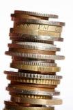 στοίβα χρημάτων στοκ φωτογραφίες