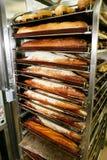στοίβα ψησίματος baguette Στοκ φωτογραφίες με δικαίωμα ελεύθερης χρήσης