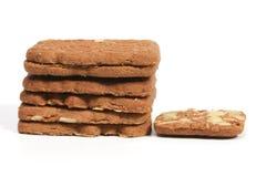 στοίβα speculaas μπισκότων Στοκ φωτογραφία με δικαίωμα ελεύθερης χρήσης