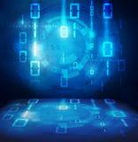 Στοιχεία κώδικα υπολογιστών απεικόνιση αποθεμάτων