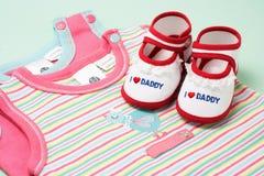 Στοιχεία μωρών Στοκ Εικόνες