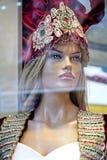 Στοιχεία μόδας για την πώληση στο μεγάλο Bazaar στη Ιστανμπούλ Στοκ φωτογραφία με δικαίωμα ελεύθερης χρήσης