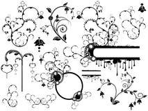 στοιχεία σχεδίου που τί&th διανυσματική απεικόνιση