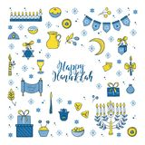 Στοιχεία σχεδίου Hanukkah