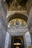 Στοιχεία της αρχιτεκτονικής Hagia Soph Στοκ φωτογραφία με δικαίωμα ελεύθερης χρήσης