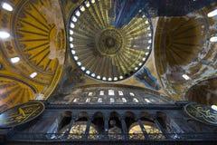 Στοιχεία της αρχιτεκτονικής Hagia Soph Στοκ Φωτογραφία