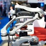 Στοιχεία του διπλού wishbone αυτοκινήτου αναστολής στοκ φωτογραφία με δικαίωμα ελεύθερης χρήσης
