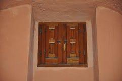 Στοιχεία του υποβάθρου Πόρτες, παράθυρα, τοίχοι Στοκ φωτογραφία με δικαίωμα ελεύθερης χρήσης