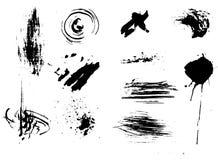 στοιχεία grunge Στοκ φωτογραφίες με δικαίωμα ελεύθερης χρήσης