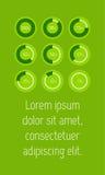 Στοιχεία Infographic. απεικόνιση αποθεμάτων