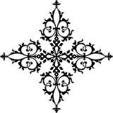 στοιχείο σχεδίου floral Στοκ Εικόνες