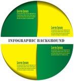 Στοιχείο σχεδίου Infographics Στοκ φωτογραφίες με δικαίωμα ελεύθερης χρήσης