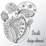 Στοιχείο 2 Doodle Στοκ φωτογραφία με δικαίωμα ελεύθερης χρήσης